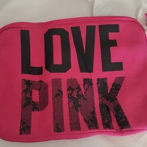 VS PINK Laptop Case